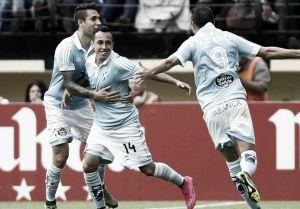 Il Celta Vigo espugna il Madrigal nel finale e si prende la vetta della Liga