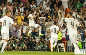 Gareth Bale abrió la lata