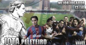 Premio VAVEL Mejor jugador (Liga Adelante): Jota Peleteiro