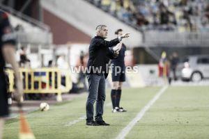 """Paco Herrera: """"Tengo fe ciega en el equipo"""""""