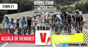 Resultado de la 21ª etapa de la Vuelta a España 2015: Fabio Aru gana la general
