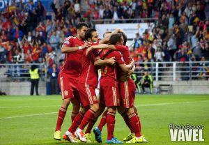 España ya tiene perfilados dos amistosos para la preparación de la Eurocopa