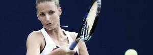 Premier de Cincinnati: Pliskova arrasa na estreia; Kerber é eliminada por Makarova