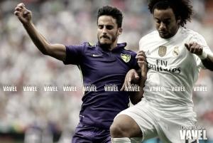 El Málaga visitará el Bernabéu el 21 de enero