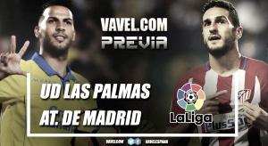 Previa Las Palmas - Atlético de Madrid: vuelve el fútbol al Gran Canaria