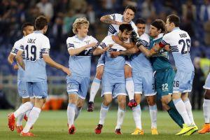 La Lazio no tiene piedad de un trámite previo al calvario de mayo