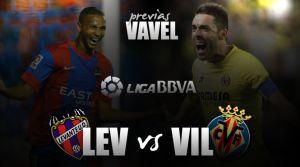 Levante - Villarreal: el submarino puede hundir aún más al Levante
