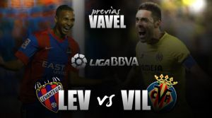 Levante - Villarreal: el líder busca mantener su condición en el Ciutat de Valencia