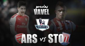 Arsenal – Stoke City: arrancar tras el parón
