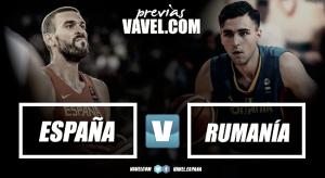 Previa España vs Rumanía: duelo ante un rival inédito