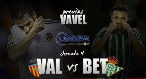 Valencia - Real Betis: la historia de un regreso