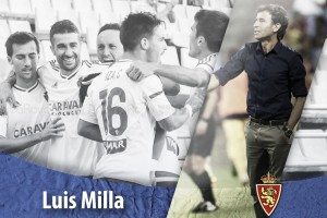 Real Zaragoza 2016/17: Luis Milla