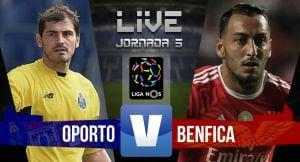 Resultado Porto vs Benfica en la Liga Portuguesa 2015 (1-0)