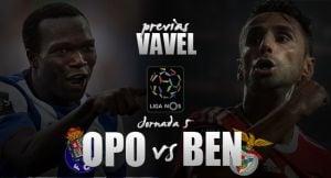 FC Porto - Benfica: a poner tierra de por medio