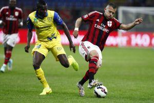 Live Chievo - Milan, diretta risultati Serie A