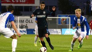 Europa League, l'Inter ipoteca il passaggio del turno: 3-0 allo Stjarnan