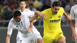 Europa League: Villarreal vs Astana en vivo y en directo online