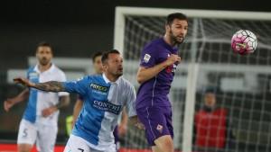Chievo e Fiorentina si affrontano ma non segnano: 0-0 al Bentegodi