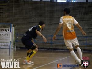 Rubén Zamora volvió a sentirse futbolista