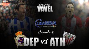 Deportivo de La Coruña - Athletic: la Liga vuelve a Riazor