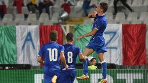 Esagerata Italia, l'Under 21 rifila sette reti a Cipro