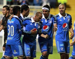 Millonarios - César Vallejo: la Sudamericana o nada