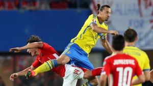 VIDEO Austria - Svezia 1-1, Ibrahimovic stende Alaba