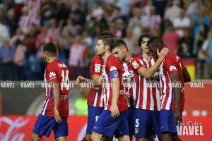 Atlético de Madrid - Getafe, puntuaciones del Atlético de Madrid, jornada 5 de Liga BBVA