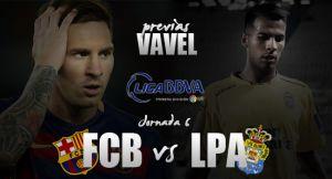 FC Barcelona - Las Palmas: el Camp Nou como aspirina
