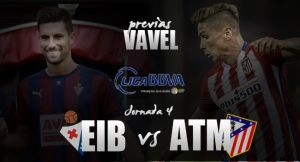 SD Eibar - Atlético de Madrid: prueba de altura