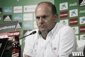 """Pepe Mel: """"No hemos tenido esa chispa de otros días ni esa agresividad"""""""