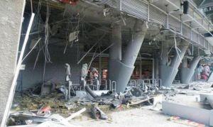Shakhtar, altre esplosioni alla Donbass Arena