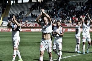 Cultural Leonesa - Huesca: puntuaciones Cultural Leonesa, jornada 5 de Segunda División