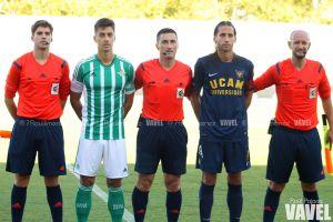 Fotos e imágenes del Betis B 0-1 UCAM Murcia de la 5 jornada del Grupo IV de 2ªB
