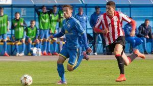 Oporto - Athletic (Youth League):tripada de ilusión