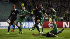 Il Real Madrid strappa la vittoria contro un ottimo Ludogorets