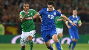 Dnipro - Saint-Étienne: ganar y esperar el favor del Inter