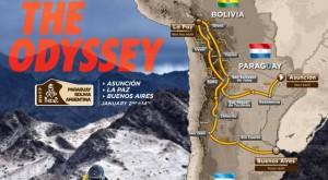 Dakar 2017, la presentazione: novità Paraguay per la partenza