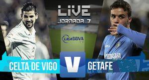 Resultado Celta de Vigo vs Getafe en la Liga BBVA 2015 (0-0)