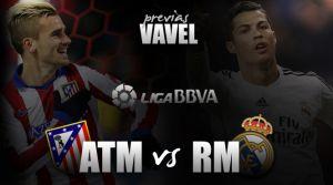 Atlético de Madrid - Real Madrid: No es un partido cualquiera