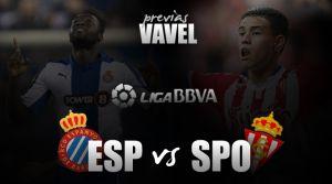 RCD Espanyol - Sporting de Gijón: con ganar no basta