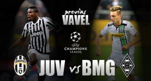 Juventus -Monchengladbach: los italianos buscan la vuelta perfecta