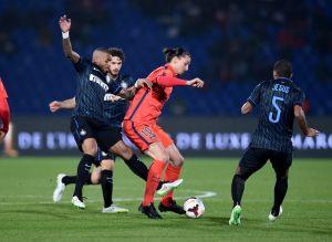Inter - PSG 0-1, decide Cabaye