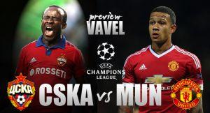 CSKA Moscú - Manchester United: más que tres puntos en juego