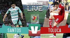 Resultado Santos Laguna vs Toluca en Liga MX 2015 (0-0)