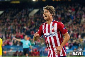 """Óliver Torres: """"El gol me viene muy bien para la confianza"""""""