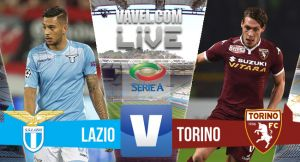 Resultado Lazio - Torino en Serie A 2015/2016 (3-0)