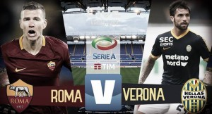 Roma-Hellas Verona live, Serie A 2017/18 in diretta (3-0): Nainggolan e Dzeko firmano i tre punti!