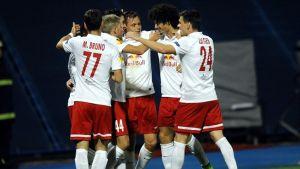 Soriano lidera al Salzburgo en el Maksimir