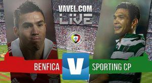 Resultado Benfica vs Sporting de Portugal en la Liga Portuguesa 2015 (0-3): Jorge Jesus monopoliza Lisboa